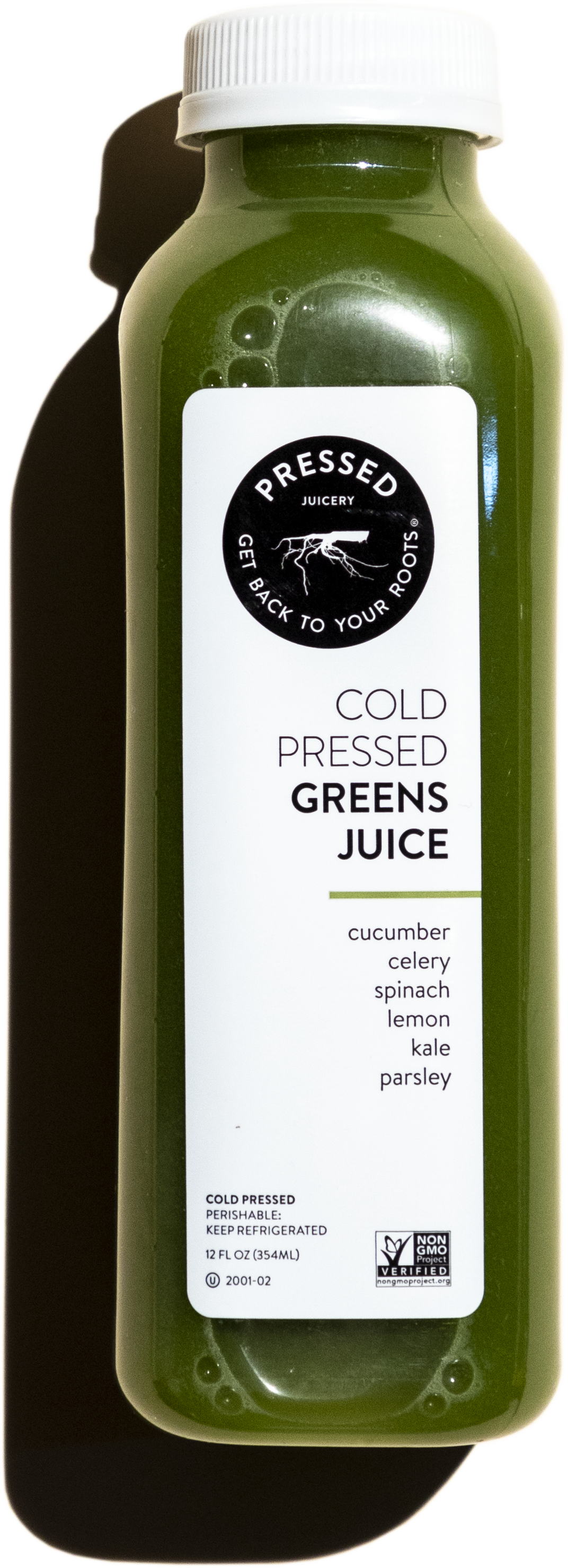 pressed juicery greens juice