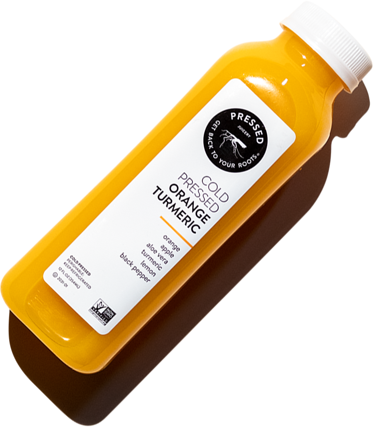 orange tumeric juice